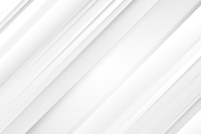 Abstrakter hintergrund im papierstil