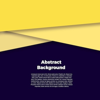 Abstrakter hintergrund in der papierart