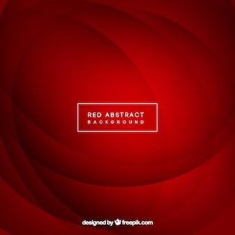 Abstrakter hintergrund in der roten farbe
