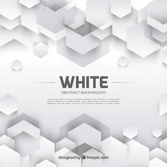 Abstrakter hintergrund in der weißen farbe