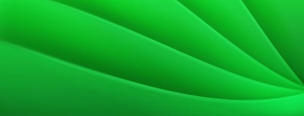 Abstrakter hintergrund in grünen farben