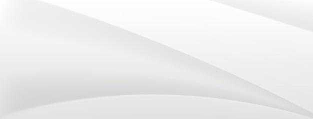 Abstrakter hintergrund in weißen farben