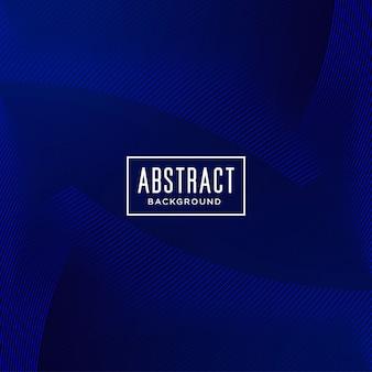 Abstrakter hintergrund mit blauer linie