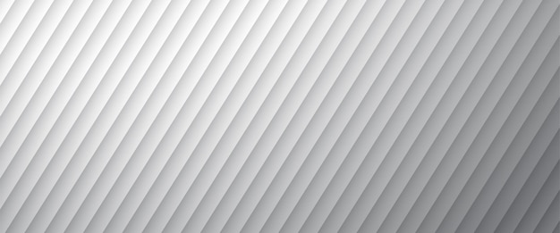 Abstrakter hintergrund mit diagonalen linien. graue verlaufslinie