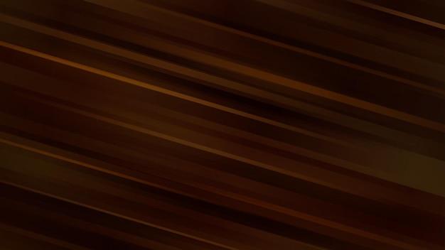 Abstrakter hintergrund mit diagonalen linien in dunkelbraunen farben