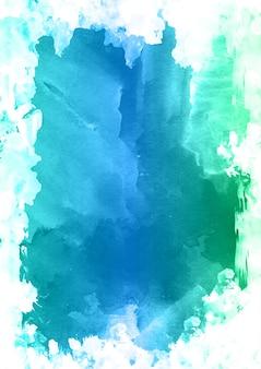 Abstrakter hintergrund mit einer detaillierten aquarellbeschaffenheit