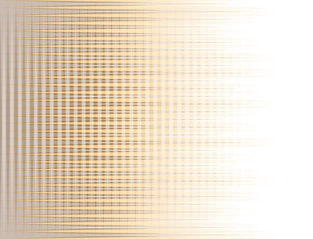 Abstrakter hintergrund mit einer kombination aus engen braunen linien