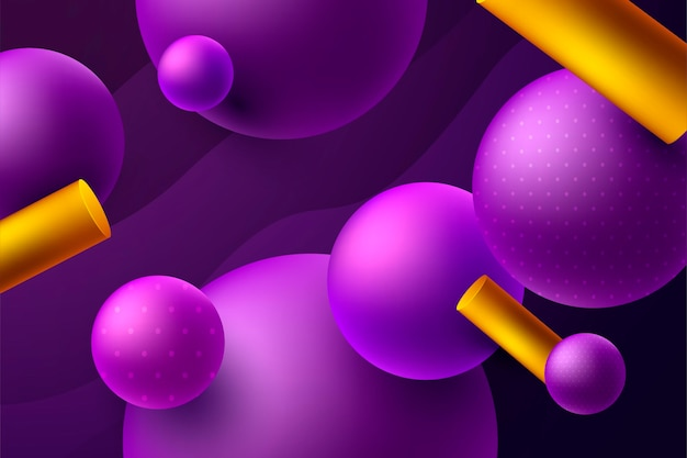 Abstrakter hintergrund mit farbverlauf