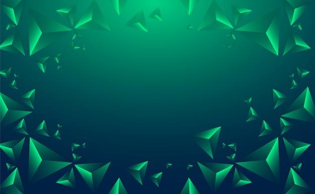 Abstrakter hintergrund mit formen
