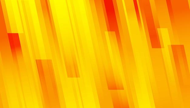 Abstrakter hintergrund mit geometrischem einzeln aufgeführtem