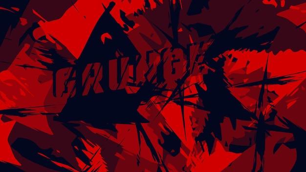 Abstrakter hintergrund mit grunge-textur