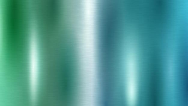 Abstrakter hintergrund mit metallbeschaffenheit in verschiedenen farben