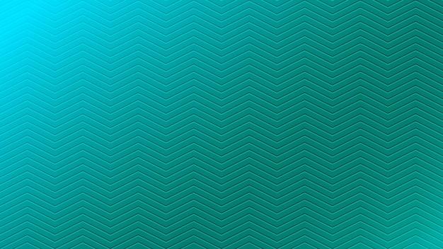 Abstrakter hintergrund mit muster von zickzacklinien