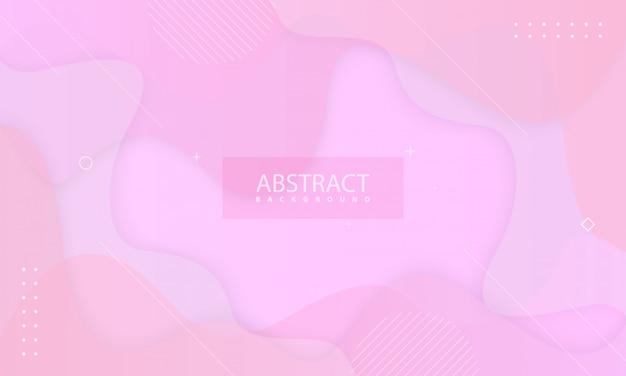 Abstrakter hintergrund mit rosa farbe