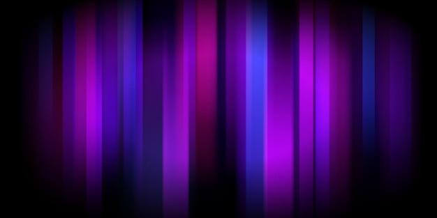 Abstrakter hintergrund mit vertikalen streifen in lila farben