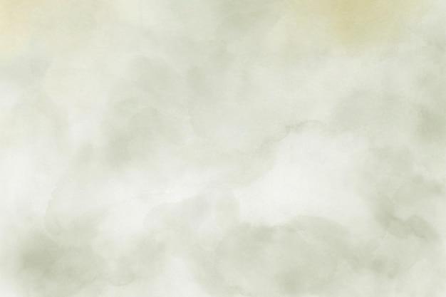 Abstrakter hintergrund mit vintage wolkigen flecken aquarellart.