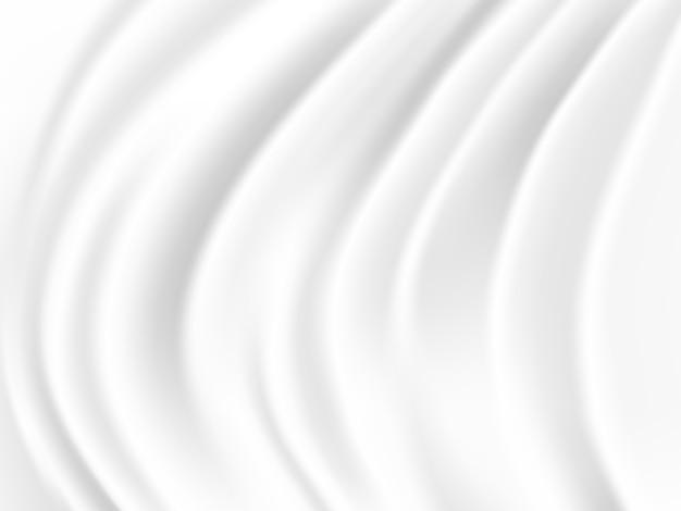 Abstrakter hintergrund mit weißem und grauem ton