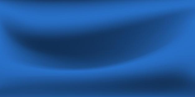 Abstrakter hintergrund mit welliger oberfläche in hellblauen farben