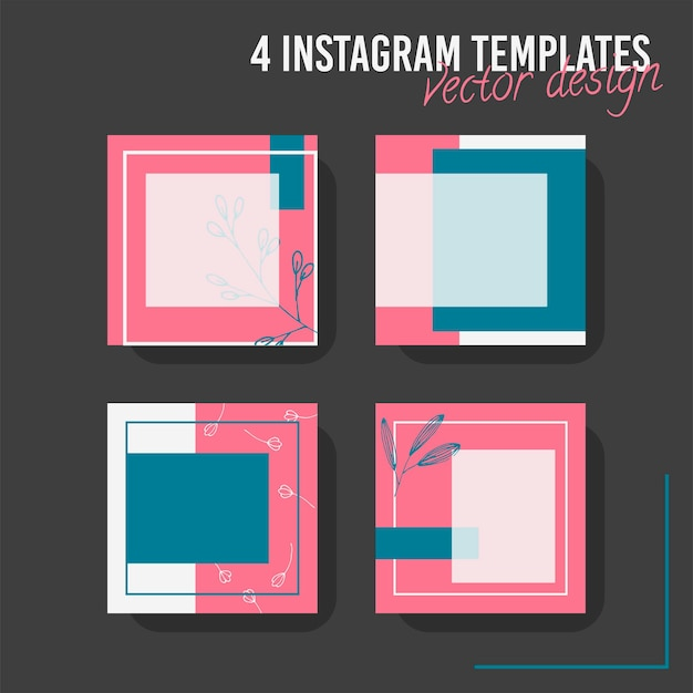Abstrakter hintergrund. moderne designvorlage im minimalistischen stil. stilvolles cover für beauty-präsentation, branding-design. vektor-illustration
