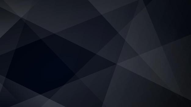Abstrakter hintergrund von geraden linien in schwarzen farben