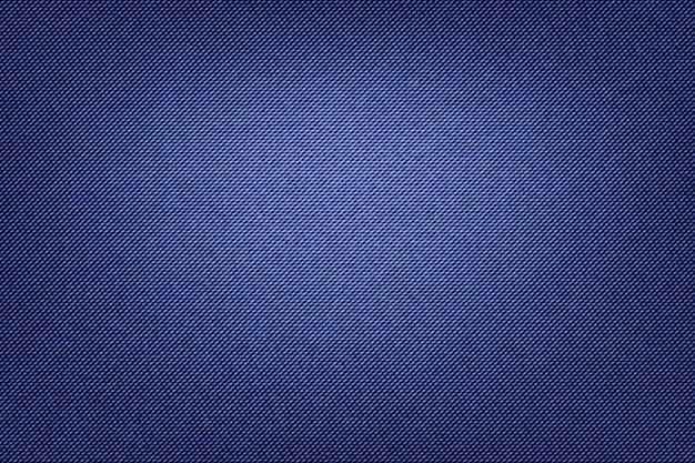 Abstrakter jean-denim-texturstoff als hintergrund