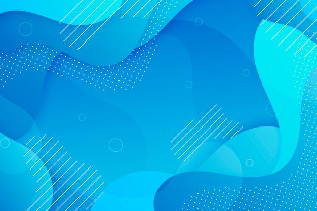 Abstrakter klassischer blauer hintergrund