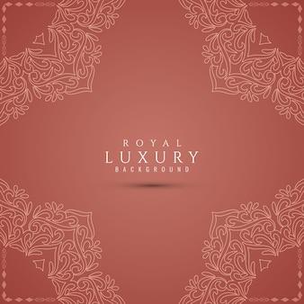 Abstrakter königlicher luxuskünstlerhintergrund