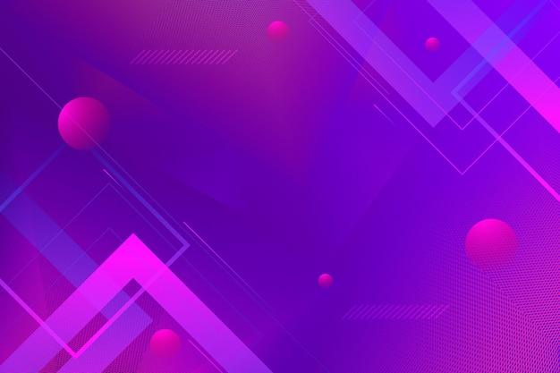 Abstrakter lila hintergrund mit farbverlauf