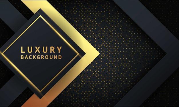Abstrakter luxusmaschenhintergrund mit hexagonbeschaffenheit