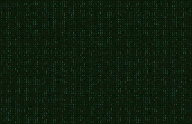 Abstrakter matrixhintergrund.