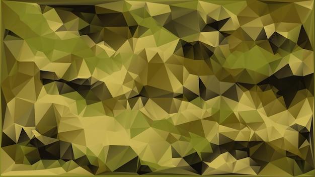 Abstrakter militärischer tarnung-hintergrund. polygonaler stil.