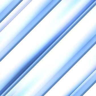 Abstrakter moderner hintergrund der blauen streifen