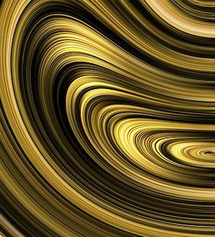 Abstrakter moderner hintergrund mit goldener linie der dekoration