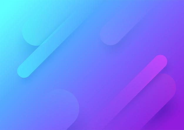 Abstrakter moderner ultravioletter gradientenhintergrund