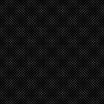 Abstrakter nahtloser gebogener sternchen-vereinbarung schwarzweiss-hintergrund