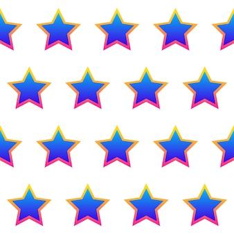 Abstrakter nahtloser musterhintergrund. moderne futuristische illustration für designkarte, partyeinladung, tapete, weihnachtspapier, stoff, taschendruck, t-shirt, werkstattwerbung usw.