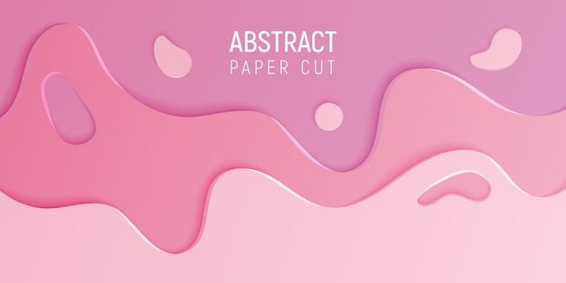 Abstrakter papierschnitt-schlammhintergrund