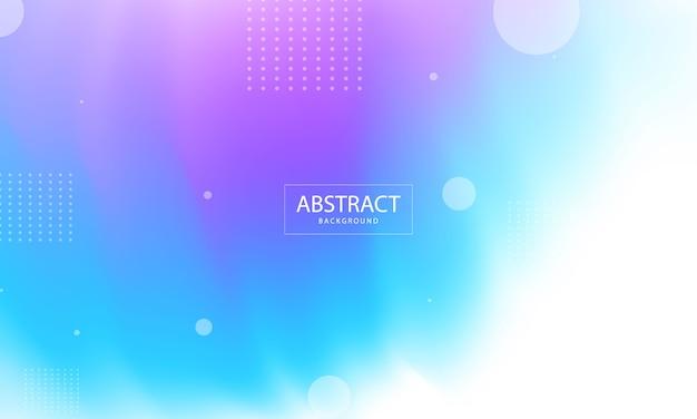 Abstrakter pastellregenbogengradientenhintergrund ökologiekonzept für ihre grafik,