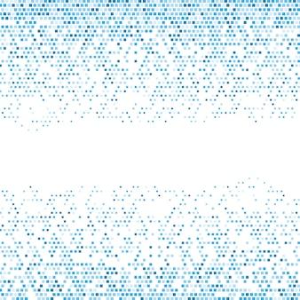 Abstrakter pixelated hintergrund