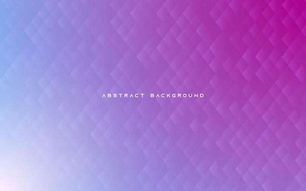 Abstrakter polygonaler hintergrund. lila farbverlauf