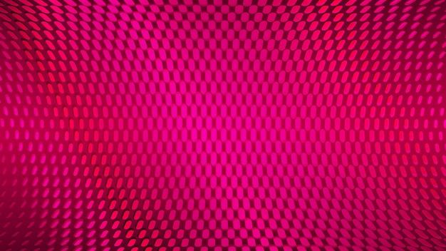 Abstrakter punkthintergrund in rosa farben