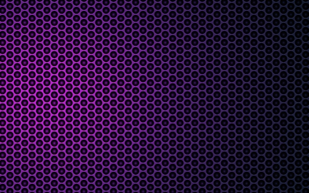 Abstrakter purpurroter hexagonbeschaffenheitshintergrund