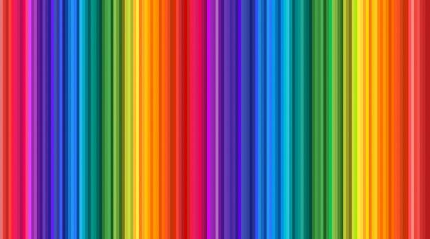 Abstrakter regenbogen hintergrund.