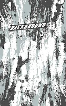 Abstrakter rennhintergrund mit grunge-textur