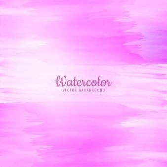 Abstrakter rosa aquarellbeschaffenheitshintergrund