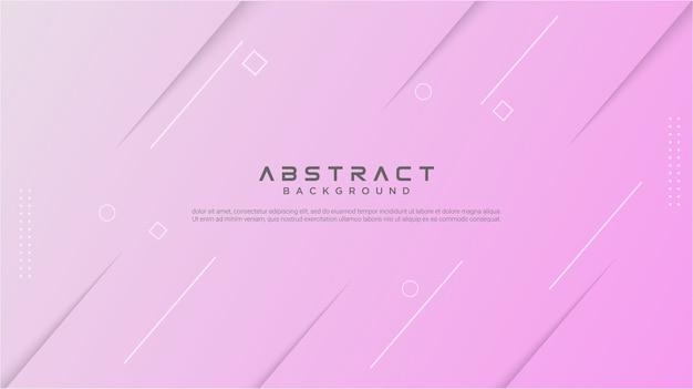 Abstrakter rosa farbverlaufhintergrund