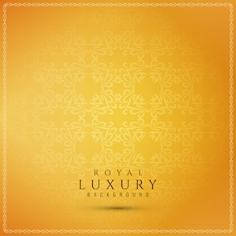 Abstrakter schöner gelber luxushintergrund