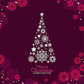 Abstrakter schöner hintergrund der frohen weihnachten