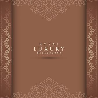 Abstrakter schöner luxushintergrund