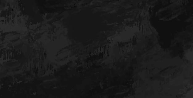 Abstrakter schwarzer grunge-hintergrund